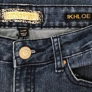 Kardashian Kollection Jeans - Kardashian Kollection Khloe Jeans